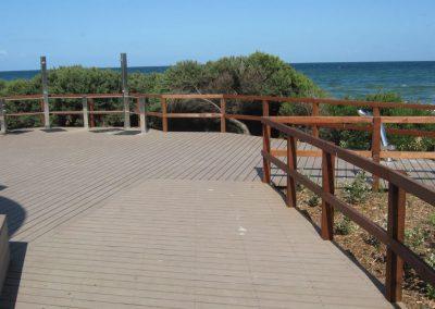 Beach Decking 2