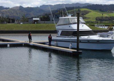 Marina Sahara 137 NZ Floating Pontoons 1