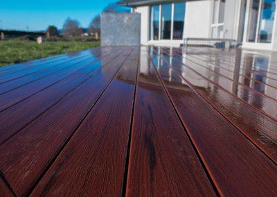 modwood composite decking jarrah 137 23 kleva klip greenpark
